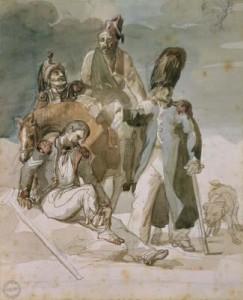 """החורף הרוסי הביס את נפוליאון. אך הוא גם הפך את מסלול המנוסה לכמעט בלתי אפשרי עבור כל-כך הרבה משפחות. האחריות על כתפי אדמו""""ר הזקן הייתה עצומה. ניכר שהייתה לו תודעת אחריות על המצב הרוחני של עשרות אלפי יהודים כמו גם אחריות על מצבם הכלכלי והפיזי. לא פחות מאלה, הייתה לו גם אחריות אישית כלפי הבורא, כפי שנשקף מכתביו. אחריות לקדם את הבריאה לעבר תכליתה."""