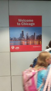 ביקור קצר בשיקגו וכבר בדרך לשבת בפלורידה