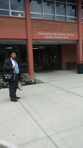 הרב סלביטיצקי, שבע שנים הוא עובד עם הקהילה דוברת עברית. החיים באמריקה נוחים. השליחות היהודית באמריקה מאתגרת